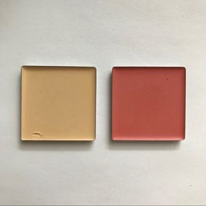 Anastasia Contour Kit Blush and Highlight shades